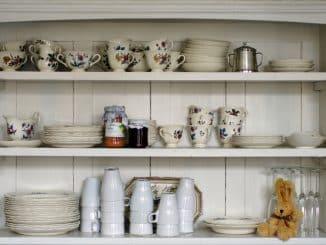 Küchen Wandregal